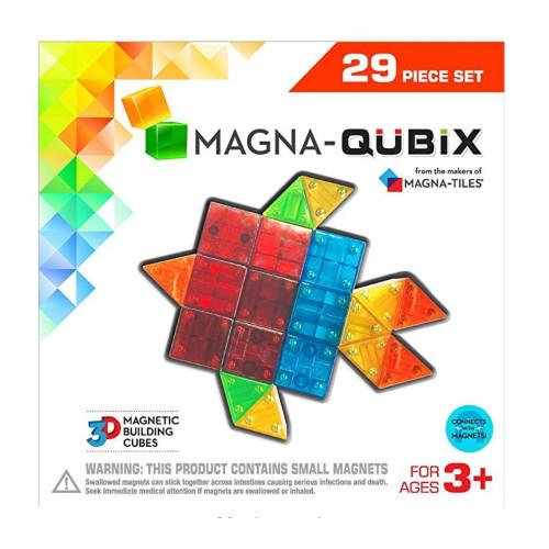 Magna-Qubix (29 Pieces)