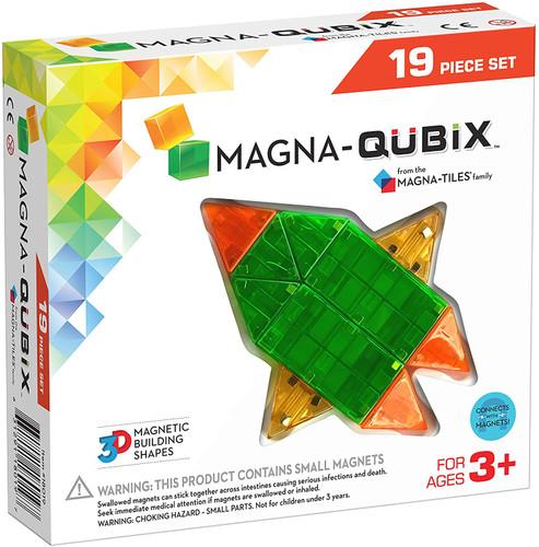 Magna-Qubix (19 Pieces)