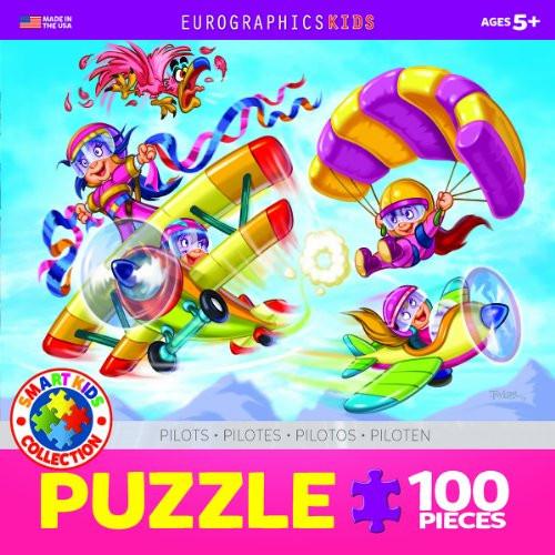 Pilots 100 pc Puzzle