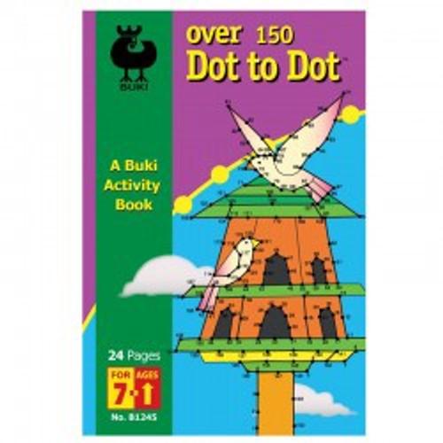 Buki - Dot to Dot Over 150 Book