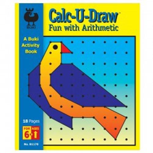 Buki - Calc-U-Draw Book