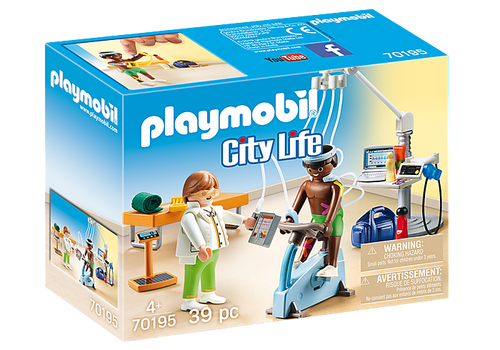 Playmobil - Physical Therapist