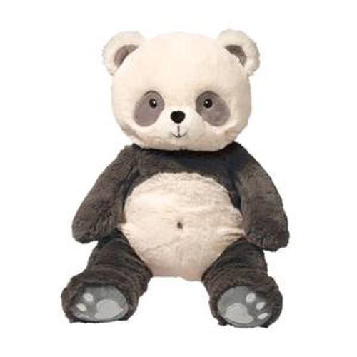 """Panda Plumpie 10"""" Sitting"""