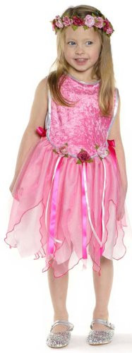 Forest Fairy Tunic Pink size 3-4