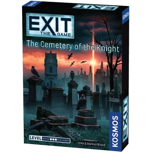 Exit - The Cemetery of the Knight (Age 12+)