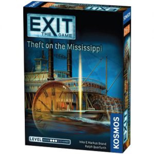 Exit - Theft on the Mississippi  (Age 12+)