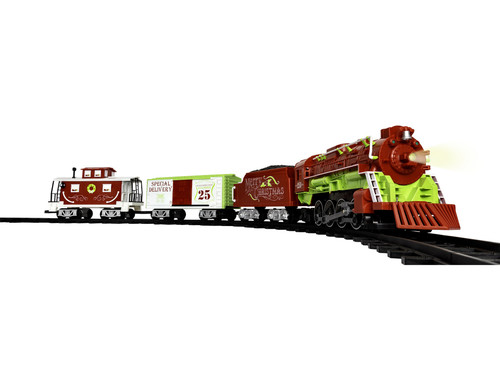 Lionel Trains - Home For the Holiday Ready-To-Play Train Set