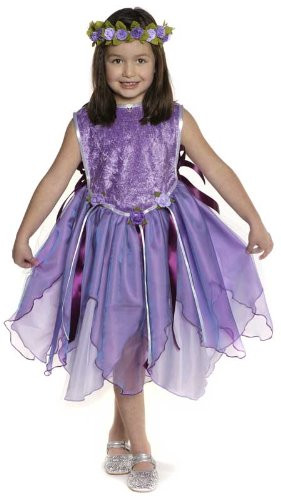 Forest Fairy Tunic Lilac size 3-4