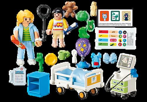 Playmobil - Children's Hospital Room