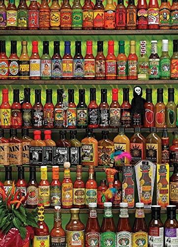 Hot Hot Sauce - 1000 pc