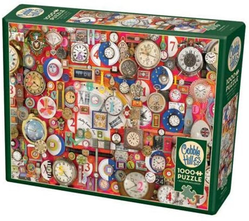Timepieces - 1000 pc