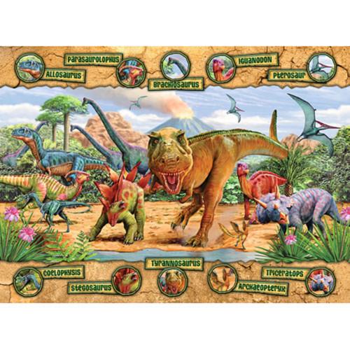 Dinosaurs - 100 Piece