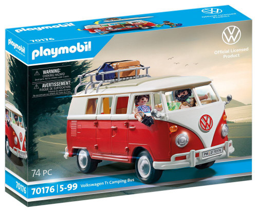 Playmobil - Volkswagen T1 Camping Bus