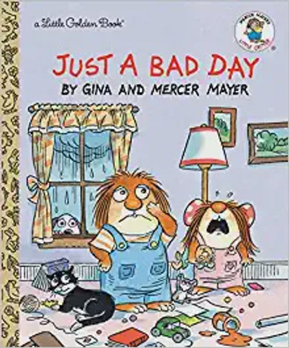 Little Golden Book - Just a Bad Day