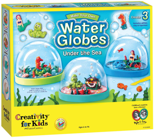 Water Globes - Under The Sea
