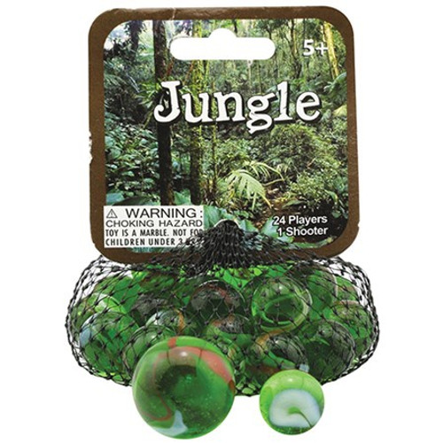 Marbles Net - Jungle