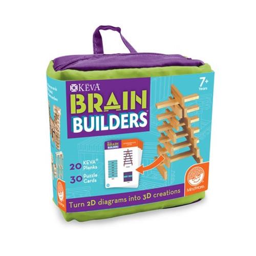 KEVA Brain Builders