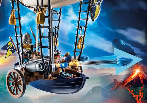 Playmobil - Novelmore Knights Airship
