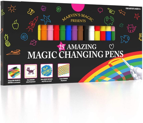 Amazing Color Changing Pens