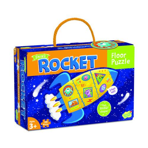 Floor Puzzle  Rocket - 35 Pieces
