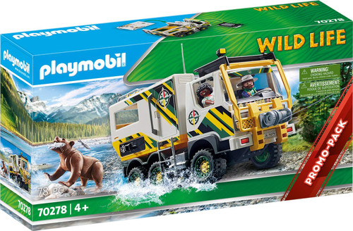 Playmobil - Outdoor Expedition Truck