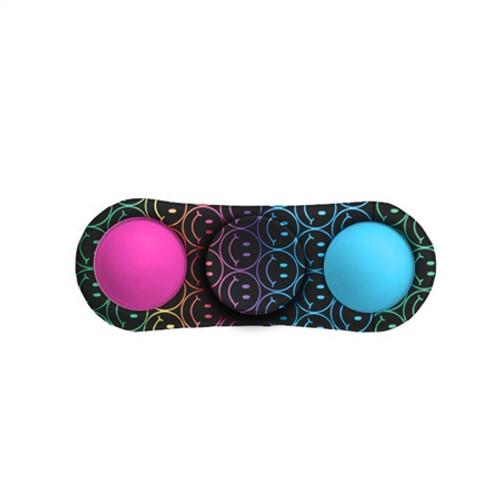Pop It Stick Fidget Spinners- Assorted Colors