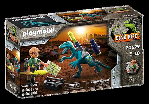 Playmobil - Deinonychus: Ready For Battle