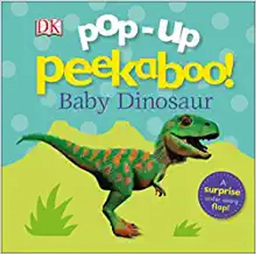 Pop-up Peekaboo Baby Dinosaur
