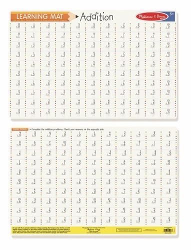 Write-A-Mat Addition