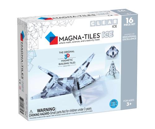 Magna-Tiles Ice 16 Piece Set