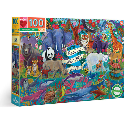 Planet Earth - 100 Piece
