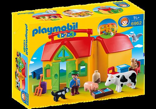 Playmobil - My Take Along Farm