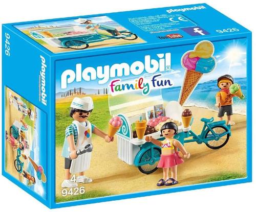 Playmobil - Ice Cream Cart