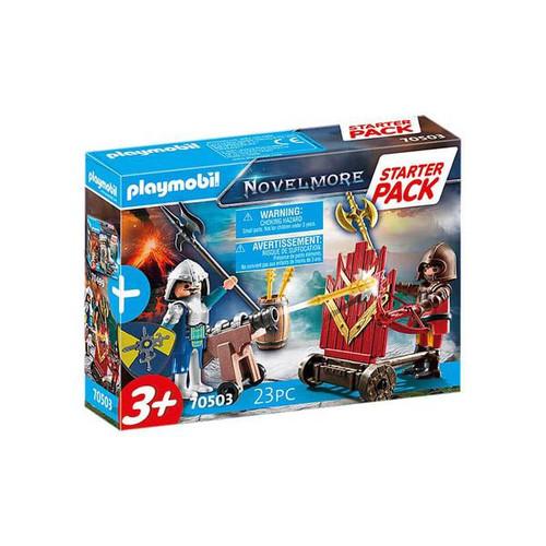 Playmobil - Starter Pack Novelmore Knight's Duel