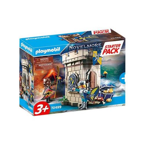 Playmobil - Starter Pack Novelmore Knight's Fortress