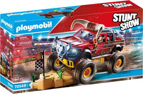 Playmobil - Stunt Show Bull Monster Truck
