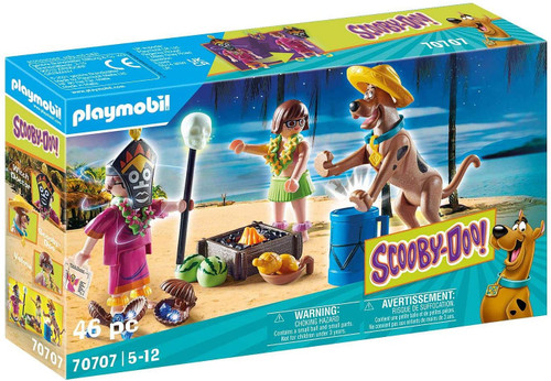 Playmobil - SCOOBY DOO! Adventure with Witch Doctor
