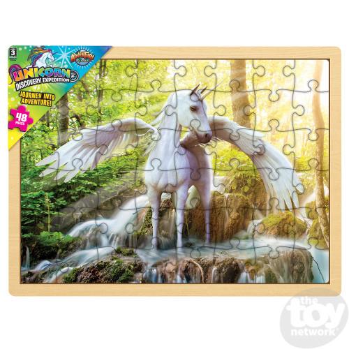 Unicorn Puzzle - 48pc