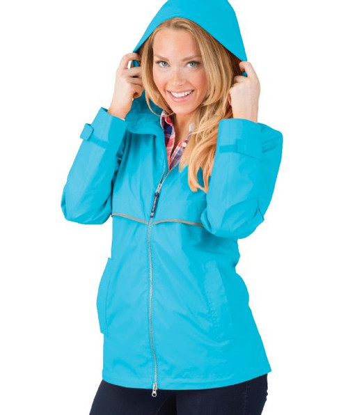 Charles River New Englander Raincoat