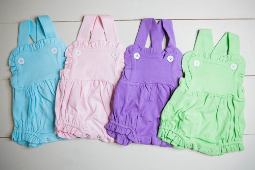 LTC Girl Knit Sunsuit