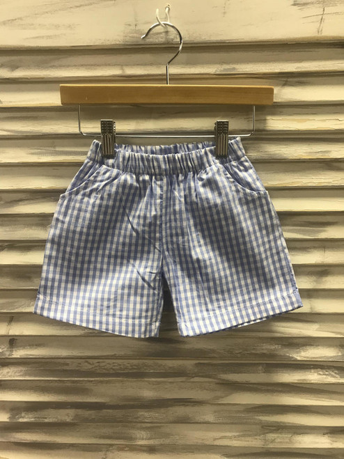 LTC  Gingham Short