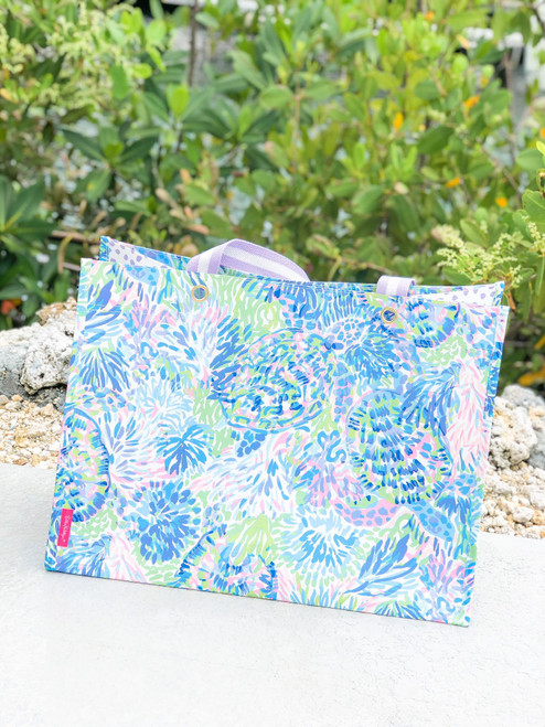 Lilly Pulitzer Market CarryAll