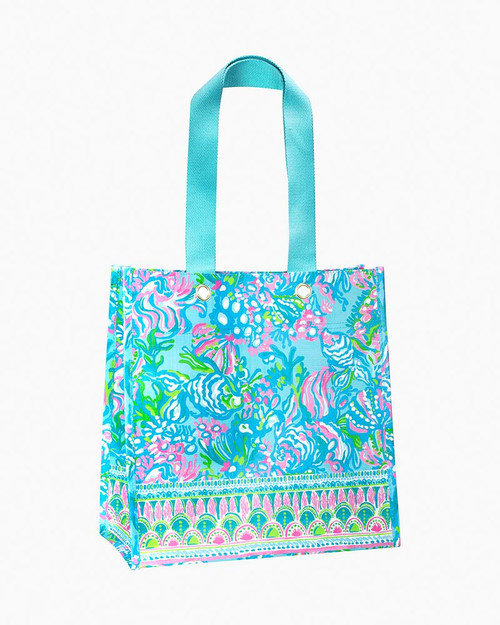 Lilly Pulitzer Market Shopper