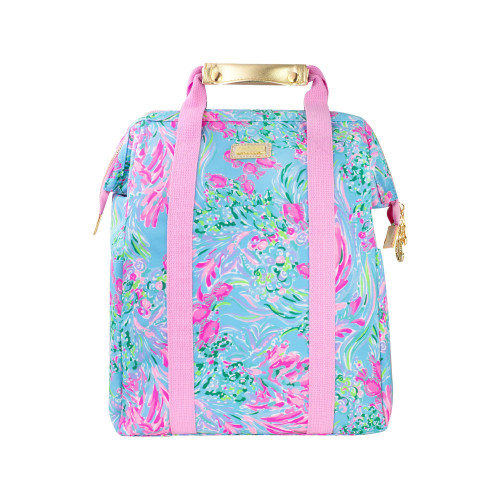 Lilly Pulitzer Backpack Cooler