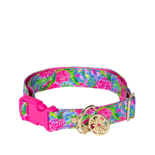 Lilly Pulitzer Dog Collar