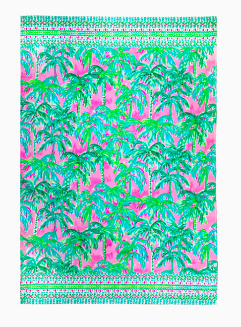 Lilly Pulitzer Beach Towel