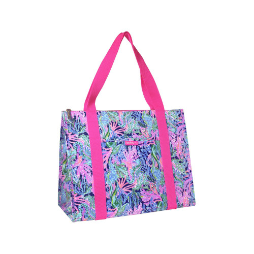 Lilly Pulitzer Insulated Market Shopper