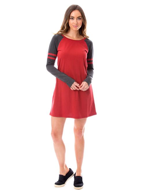 Stewart Simmons Varsity Dress