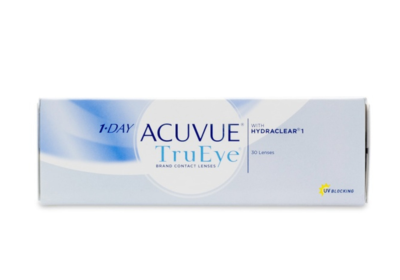 1 Day Acuvue TruEye 30 Pack - Visionary Optometrists dfe3f16e35