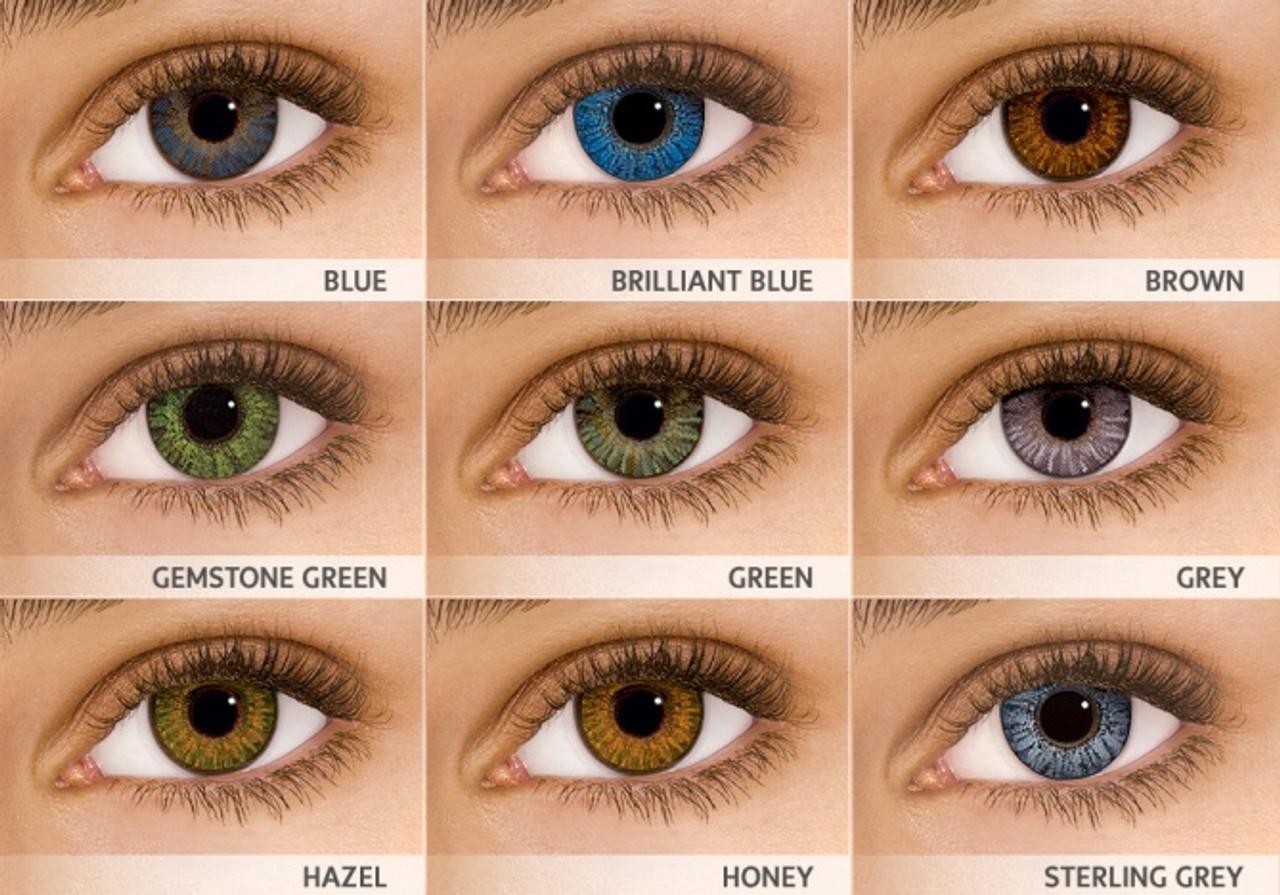 55850a59d7e Air Optix Colors Twin pack - Visionary Optometrists